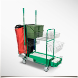 Rollo System Cleaning Trolley