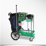 Rollo Stairs Cleaning Trolley